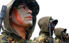 國軍是保家衛國的,不是辦戰鬥營的
