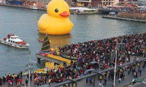 看黃色小鴨,你帶了什麼回家?