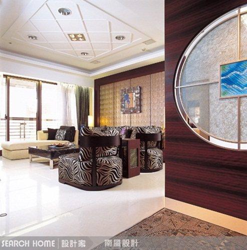 融入一些中國吉祥圖騰的元素,還可以對應到風水需求的獨到設計。