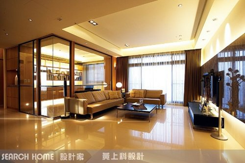 客廳是居家生活、親子互 、休閒娛樂和交友會客的主要活動空間,通常是家中面積最大的...