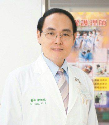 鄒頡龍 中國醫藥大學泌尿學科副教授 鄒頡龍提供