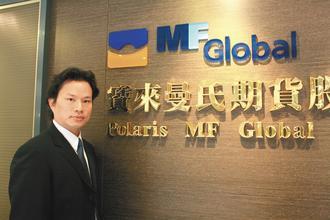 寶來曼氏期貨副總經理許國村