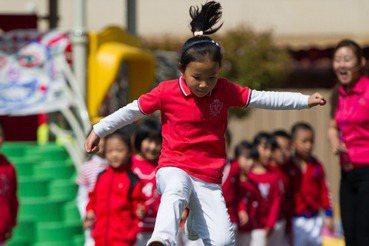 讀幼兒園,在台灣╱在中國的差別