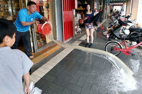 水患不能只是工程的問題——關於淹水,我們找對方向了嗎?