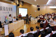 經貿國是會議代表了誰?──主題設定、組織邏輯,與綜整結論的批判