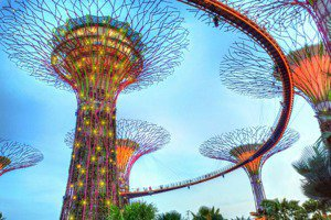 新加坡的月亮真的比較圓嗎?