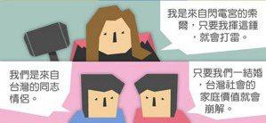 是聯合國反同志,還是「台灣守護家庭網站」反智?