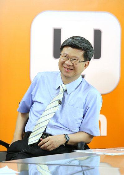 教育部長吳思華。 報系資料照