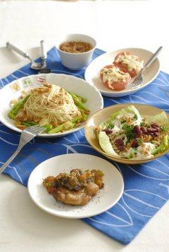 地中海式飲食。