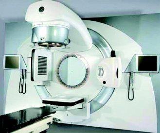北醫今天發表動態式弧形放射線治療設備,可以360度全方位放射線,殺死形狀不規則形...