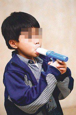 氣喘引發類似感冒症狀 最好進一步檢查及早發現、治療 依然可以有好的生活品質。(聯...