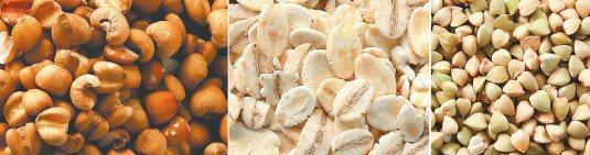 吃堅果類可補充微量元素。