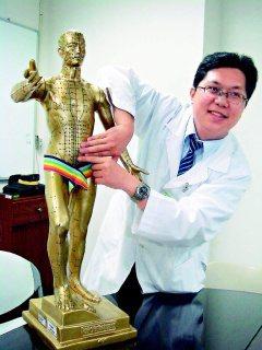 奇美醫院中醫部主治醫師游榮聖主持「針灸治療前列肥大」計畫,徵求40歲以上男性患者...