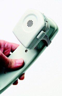話筒增音器(攝影/陳立凱)