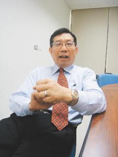 成大醫院副院長蘇益仁(記者陳立凱∕攝影)