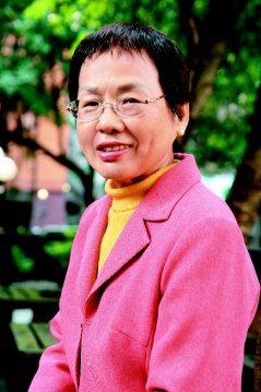 劉秀枝/國立陽明大學兼任教授,台北榮總特約醫師。