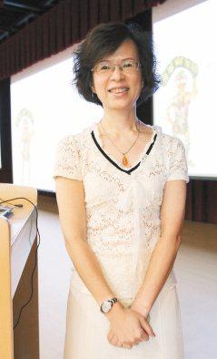 蘇秀悅(台北醫學大學附設醫院營養師主任蘇秀悅)