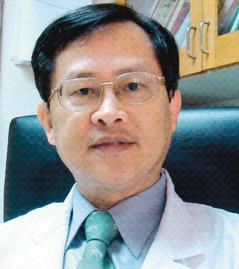 台大醫學院內科教授/張天鈞。