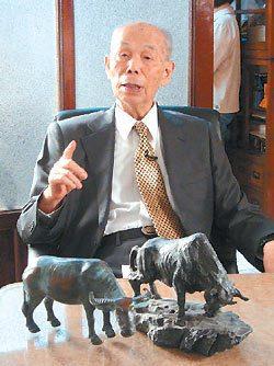 宋瑞樓被譽為台灣肝病之父、台灣消化內視鏡之父。 圖/肝基會提供