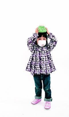 氣喘、過敏兒,長大會好轉? 聯合報系資料照 記者陳立凱/攝影