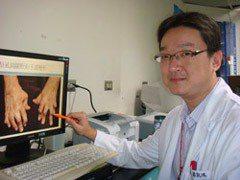 臺北市立聯合醫院和平院區過敏免疫風濕科主治蕭凱鴻醫師。圖/蕭凱鴻提供