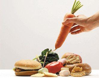 日食三餐,你是有啥吃啥?或為了健康而吃?或為有益心臟而吃?或為減重而吃? (圖/...