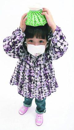 正值春夏交替,也是過敏性鼻炎好發高峰期。圖/本報資料照片