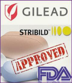 FDA聲明,每日服用1次的Stribild,能為愛滋病患提供完整治療方案。 圖/...