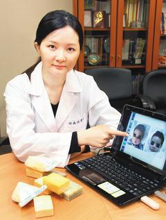 網路傳言異位性皮膚炎的嬰兒使用可不藥而癒,但書田診所皮膚科主治醫師徐嘉琪建議,不...