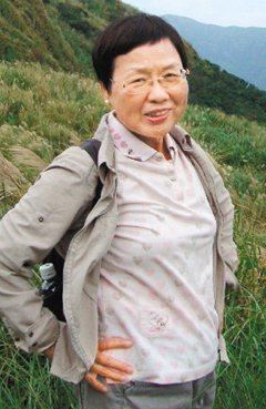 劉秀枝對退休生活早有規畫,近年除了教學 ,還到處遊山玩水。圖/劉秀枝提供