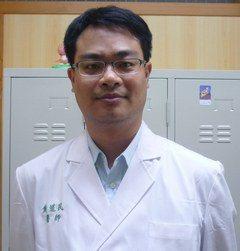台大醫院雲林分院腎臟科主治醫師黃道明圖/王慰祖 提供