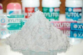 木糖醇可從白樺樹皮中提煉。 本報資料照片
