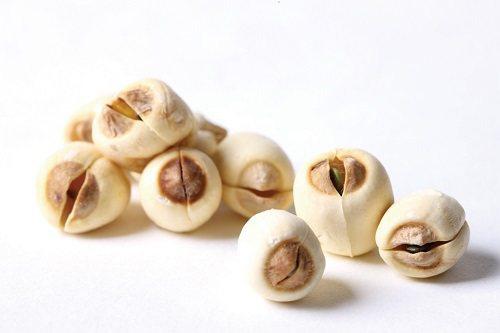 蓮子富含碳水化合物、蛋白質和多種營養成分,具有抒壓、抗氧化和助眠等作用。圖/in...