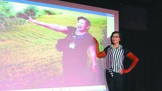 55歲的陳菁卿半年內成功瘦下22公斤,與之前80幾公斤的噸位相較,整個人小一號。...
