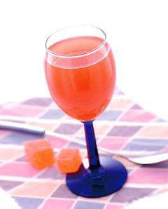 葡萄柚蔬果汁。人類智庫出版集團/提供
