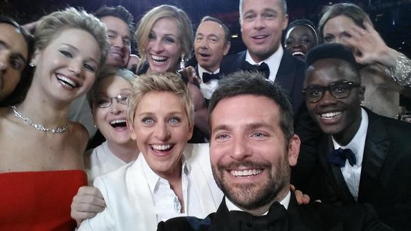圖片來源/ Ellen DeGeneres Twitter