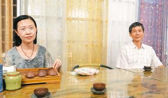李連芳夫婦移居台東十多年,找到健康新人生。記者謝龍田/攝影
