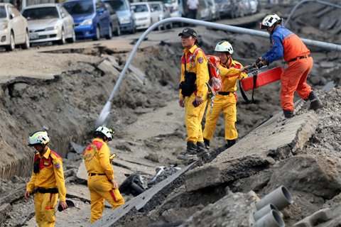 災害應變不能只要標準答案