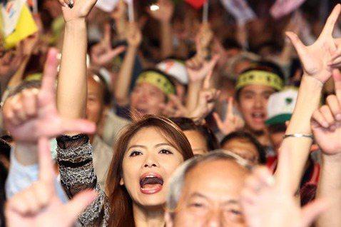 打臉國民黨打到崩盤!看年輕世代寫下「四個第一」