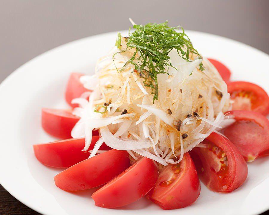 涼拌洋蔥沙拉好吃,不過要注意別讓味道殘留。 圖片來源/r.gnavi