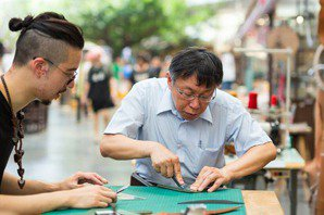柯文哲去聽李宗盛,他聽出李宗盛對台北文創的憂心了嗎?