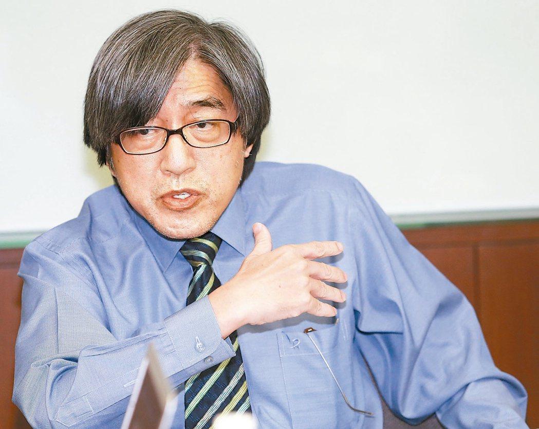網路教父詹宏志 報系資料照