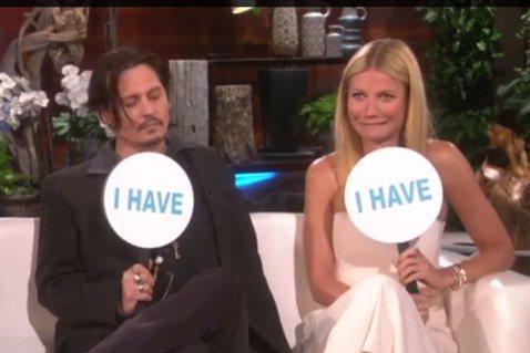 為了新片《神鬼大盜》,好萊嗚明星強尼戴普、葛妮絲派特洛及保羅貝特尼,日前特地上「艾倫脫口秀」進行宣傳。節目中,主持人艾倫竟問出「是否享受過『飛機性愛』?」這樣令人尷尬且尺度大的問題,沒想到這三位大明...