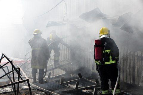 除了買熱顯像儀、補足人力之外,我們還可以為消防做些什麼?