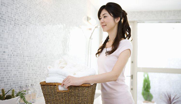 做家事每小時約消耗200大卡。 圖/ingimage