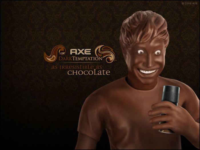 我們不是巧克力做的好嗎? 圖片來源/ wordpress