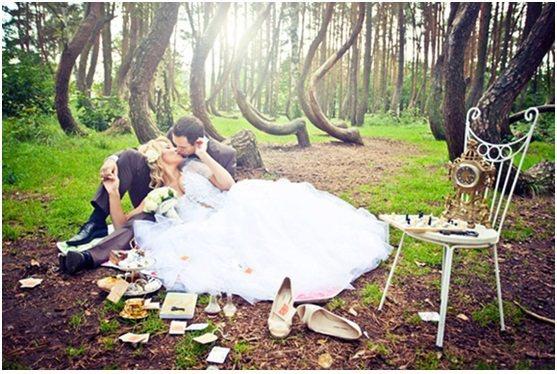 圖片來源/prettywedding