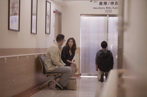 田欣生產,海寧全程陪伴,她因為新生命而流淚。剛好婦產科裡,也遇到了成皓和佩佩,海寧與成皓只是彼此祝福著。