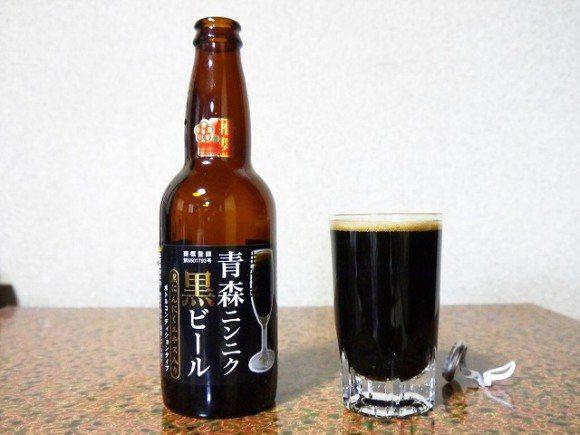 青森縣之前也曾推過大蒜啤酒 圖片來源/rocketnews24