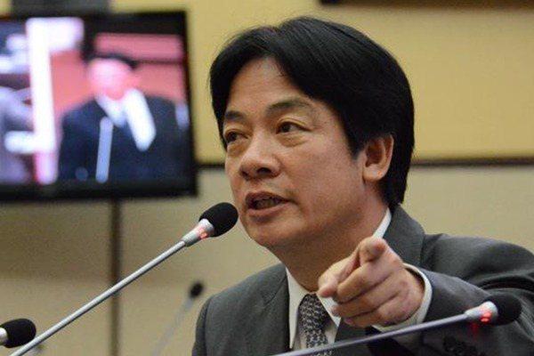 台南市長賴清德 圖片來源/ 多維新聞